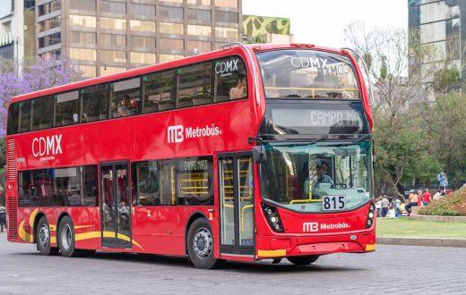 Metrobus da Cidade do México