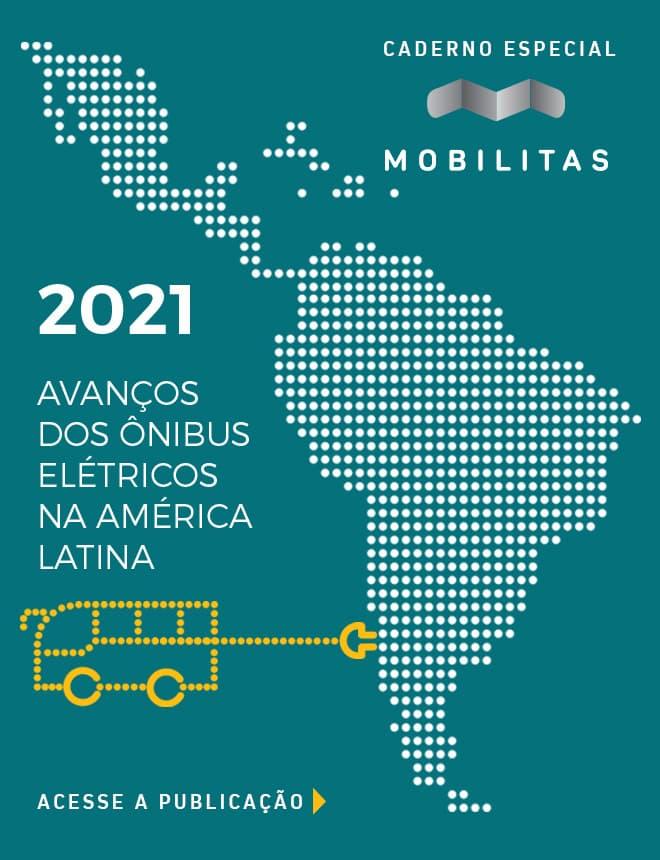 Avanços dos ônibus Elétricos na América Latina